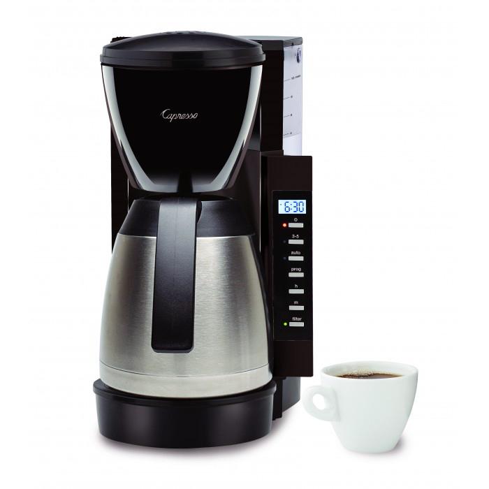 Capresso CM300 Programmable Thermal Coffee Maker image 01