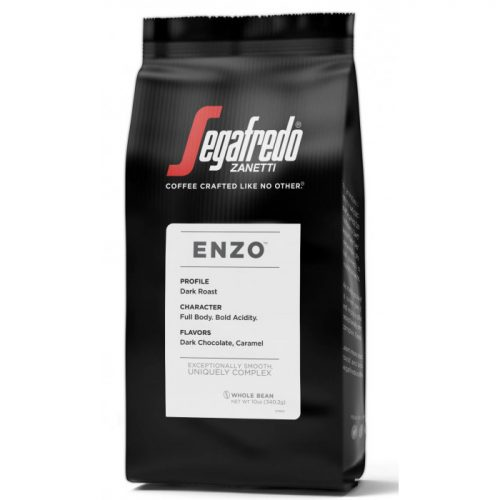 Segafredo ENZO Ground Coffee 10oz image