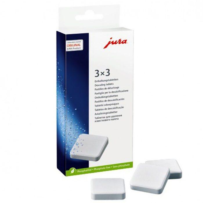 9 Jura Descaling Tablets image