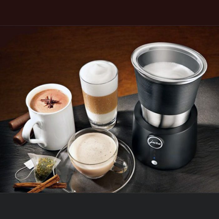 Jura Automatic Milk Frother Coffees image